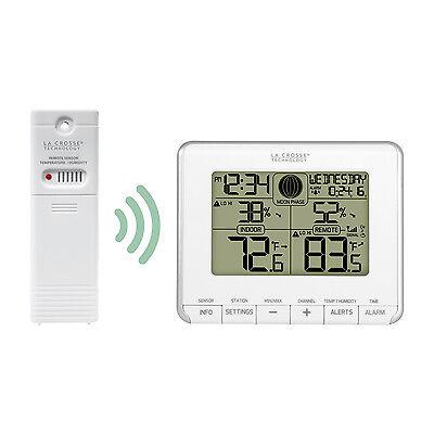 T83646 La Crosse Technology Wireless Weather Station with TX141TH-BCH Sensor