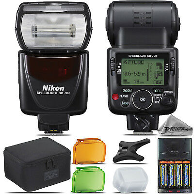 Nikon SB-700 AF Speedlight Flash for D3300 D5500 D7200 D500 D610 D750 D810 D5