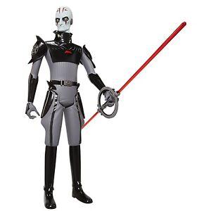 Star Wars Rebellen Figürchen riesig Größe Inquisitor 79 cm artikuliert