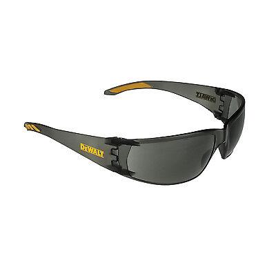 Dewalt Dpg103-2 Rotex Safety Glasses Smoke Lens Ansi Z87.1