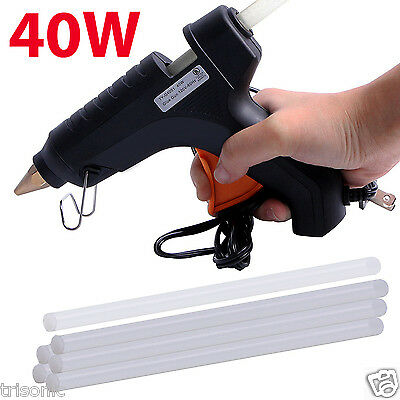 40w full size large glue gun