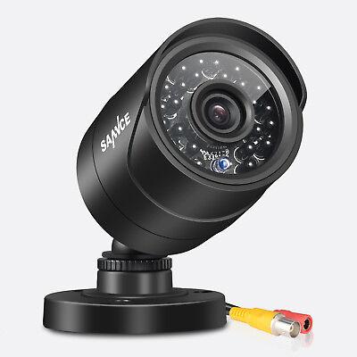 SANNCE 1x Bullet 900TVL Outdoor IR Day Night Security Surveillance CCTV Camera