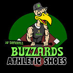 BUZZARDS ATHLETIC SHOES