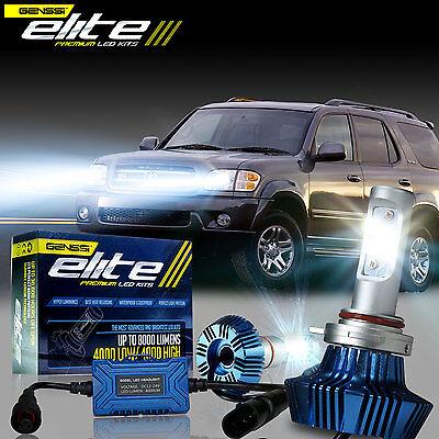 Elite G7 LED Headlight Conversion Kit Bulbs for 2001-2007 Toyota Sequoia