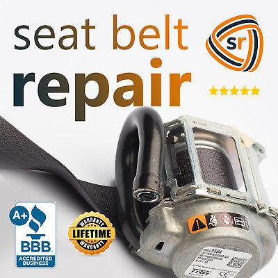 Honda Civic Seat Belt Repair Pre-Tensioner Rebuild Assembly After Accident OEM ()