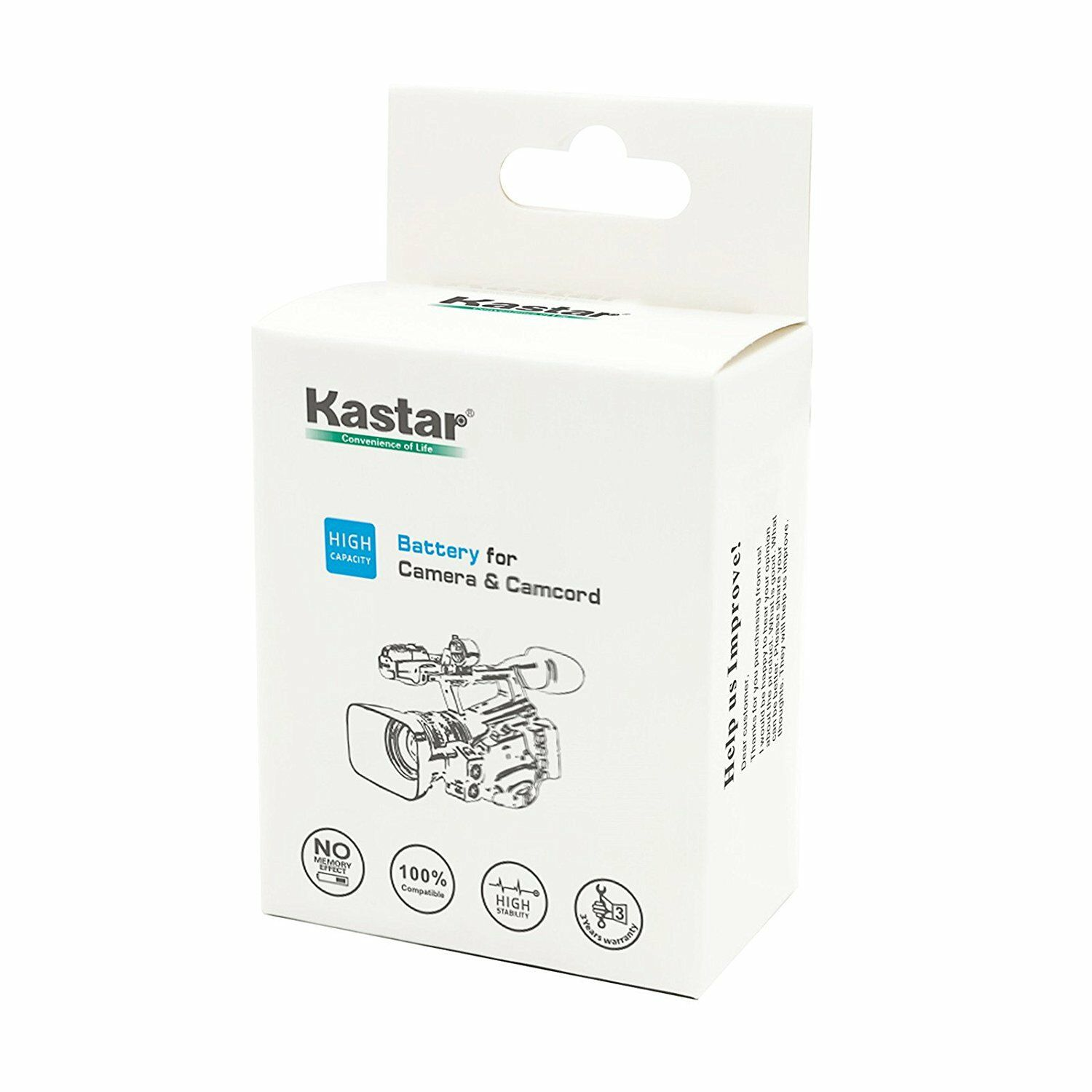 Kastar F980 Battery LCD Charger For Sony NP-F960 HDV-Z1 DCR-TR8000 HDV-FX1 - $7.99