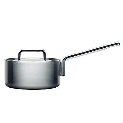 iittala Tools Topf Stielkasserolle 2,0 L Edelstahl Kochtopf Induktion
