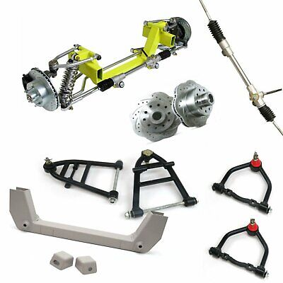 1947 - 1954 Chevy Pickup Truck Mustang II Complete Front End Suspension IFS Kit