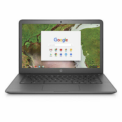 "HP Chromebook 14-ca000na 14"" Light Weight Laptop Intel Dual Core, 4GB RAM, 32GB"