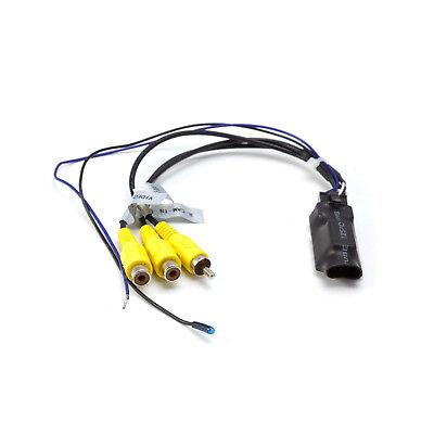 Rückfahrkamera Video Switcher Carmedien CM-VS1 Umschalter Splitter Navi Schalter