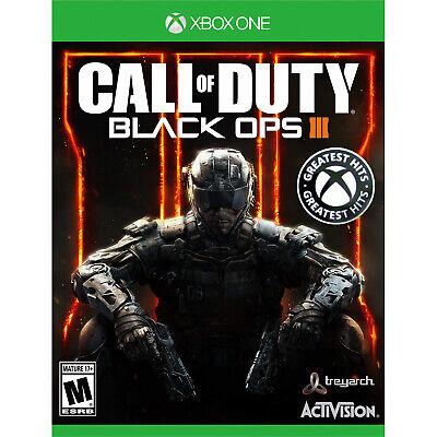 Call of Duty: Black Ops III - Greatest Hits Xbox One [Brand New]