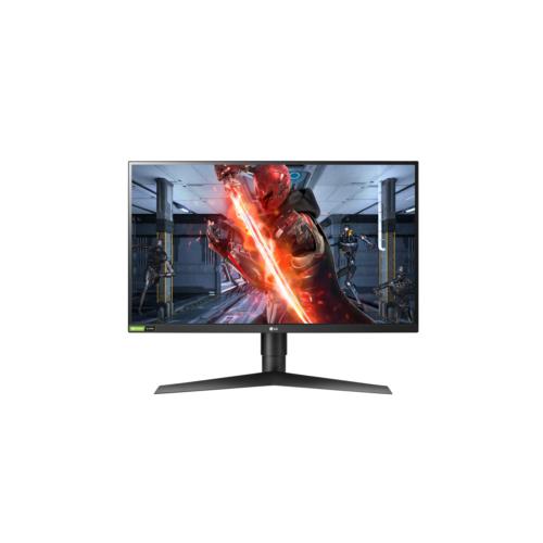 "LG UltraGear 27GL850-B 68,6cm (27"") WQHD Gaming-Monitor HDMI/DP Radeon FreeSync"