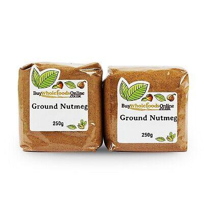 Nutmeg Ground 500g   Buy Whole Foods Online   Free UK Mainland P&P
