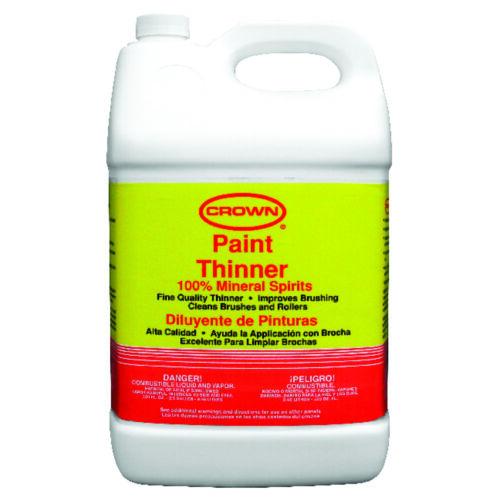 Crown Paint Thinner 2.5 gal.