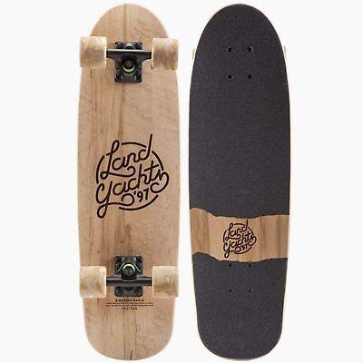 "Landyachtz Dinghy 28"" Complete Skateboard Longboard Mini Cruiser Complete - NEW"