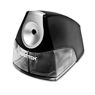 Bostitch Personal Electric Desk Top Office Pencil Sharpener - Black