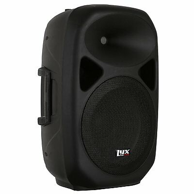 PA System, 180w RMS Power Active Speaker, Bluetooth SD USB MP3 AUX Input