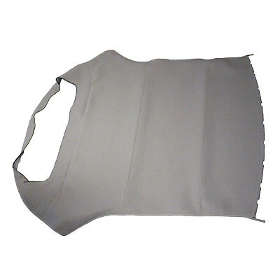 SAAB 9-3 Convertible Top Headliner Replacement in Silver, Foam Back for sale  Shipping to Canada