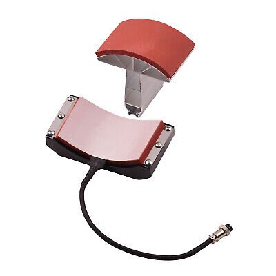5.5 X3 Cap Hat Heat Press Machine Heating Transfer Attachment