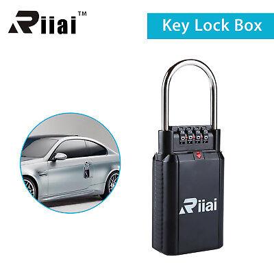 Riiai 4 Digit Key Safe Storage Box Security Lock Car-door Handle High Quality