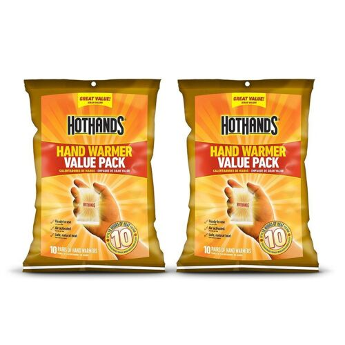 HotHands Hand Warmers Value Pack! (2 PACK)