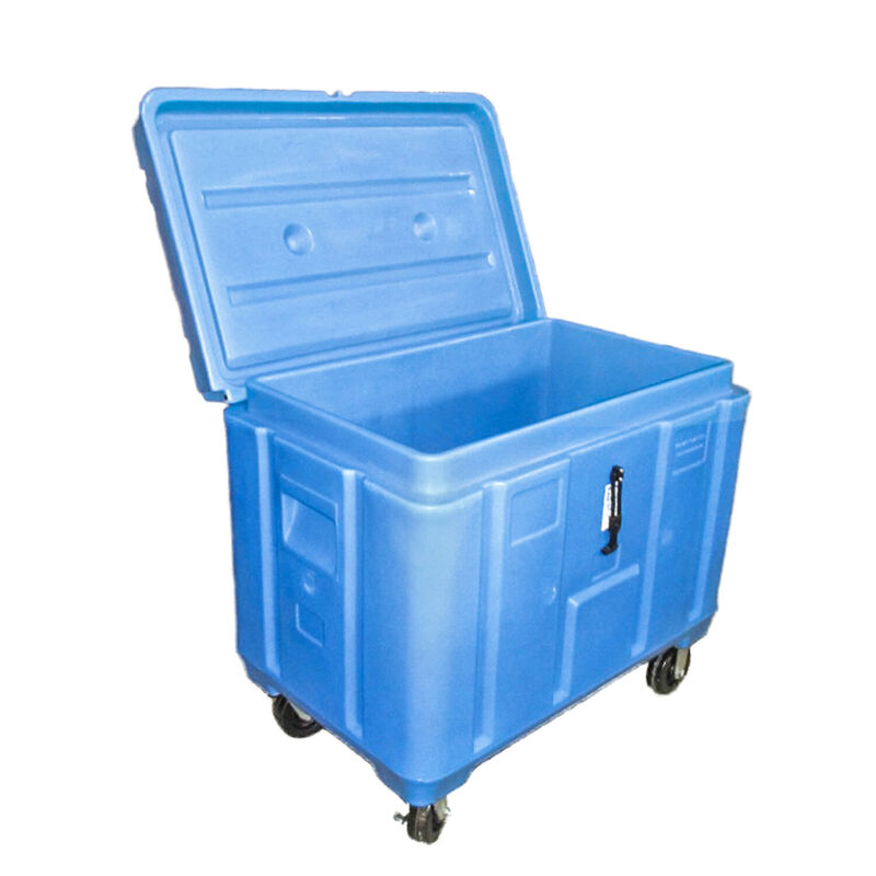 HFS(R) Dry Ice Bin Container 11 Cuft