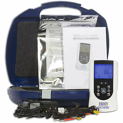 - InTENSity Select Combo TENS, Muscle Stimulator, and IF Unit - Dual Channel