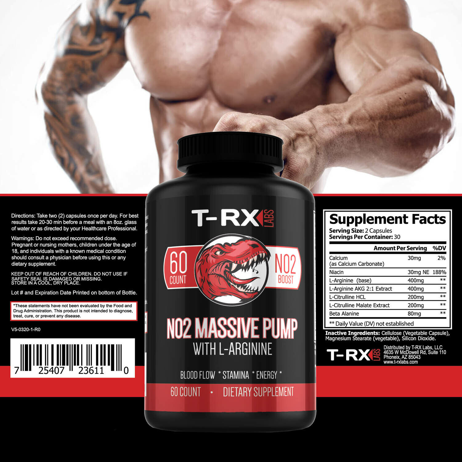what does nitric oxide do for muscles