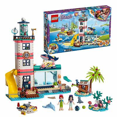 LEGO Friends Lighthouse Rescue Center Sea Life Vet Set 41380