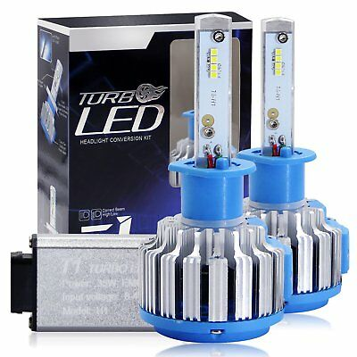 Car H1 LED Bulb Headlight Cree Conversion Kit Light 70W 6000K 8000LM Canbus Lamp for sale  China