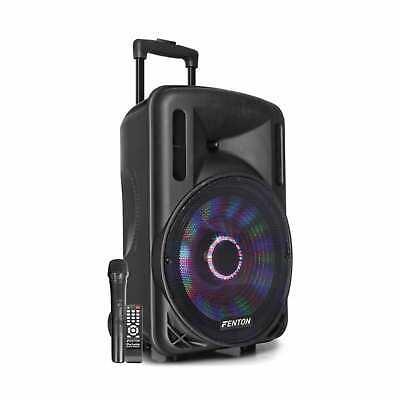 Altavoz activo Bluetooth Portátil 12