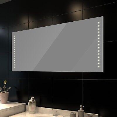 Badspiegel Lichtspiegel LED Spiegel beleuchteter Wandspiegel mehrere Auswahl