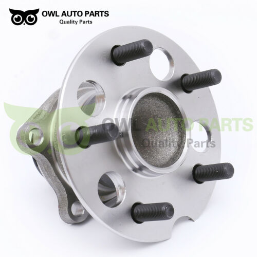 Rear Wheel Hub /& Bearing W// ABS Fits 2004-2010 Toyota Sienna FWD