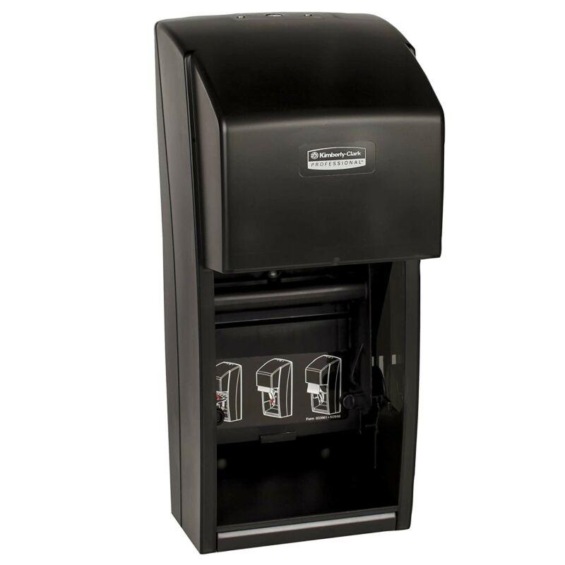 Kimberly-Clark Professional 09021 Coreless Double Roll Bath Tissue Dispenser