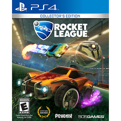 Rocket League Collector's Edition PS4 [Factory Refurbished]