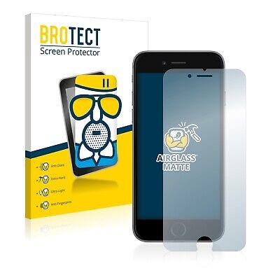 Protector Pantalla para iPhone 6 / 6S Cristal Mate Lamina de Vidrio