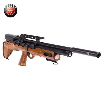 Hatsan BullBoss Q. Energy PCP Air Rifle (.22 cal)- Hardwood