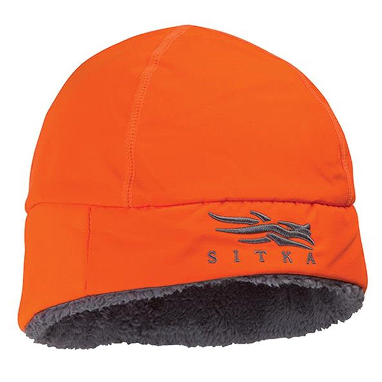 SITKA Gear Ballistic Beanie Blaze Orange One Size Fits All
