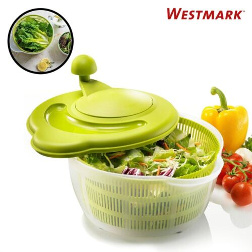 Westmark German Vegetable and Salad Spinner w Pouring Spout