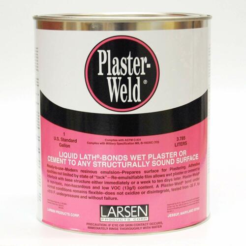 Larsen Plaster Weld Plaster Bonding Agent  1 Gallon
