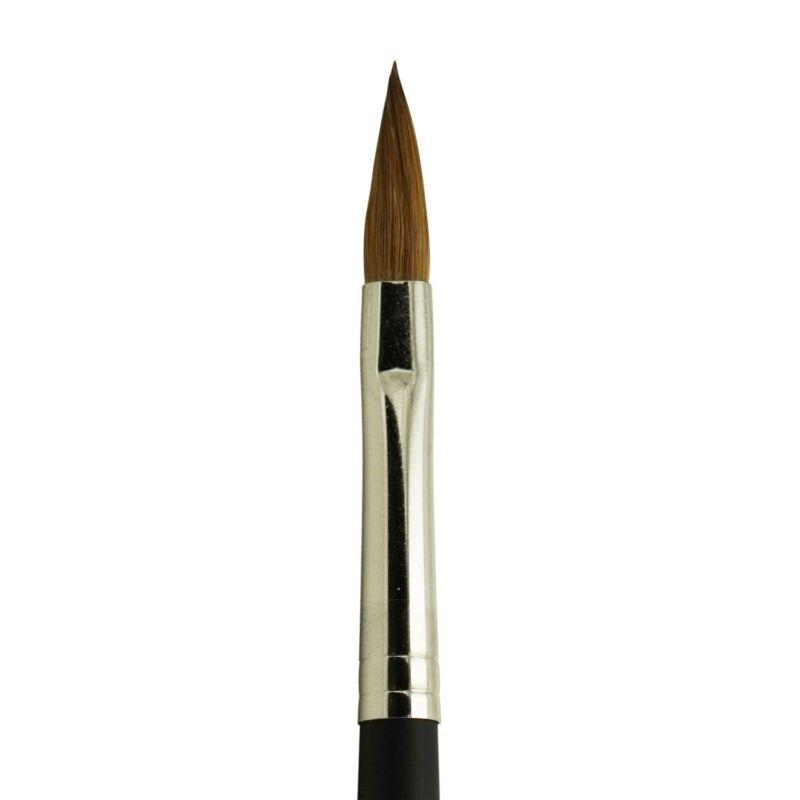 3100 Kolinsky Pure Sable Long Filbert Brush