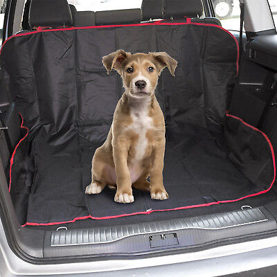 New Waterproof Car Rear Back Seat Cover for Pet Dog Protector Boot Mat Liner