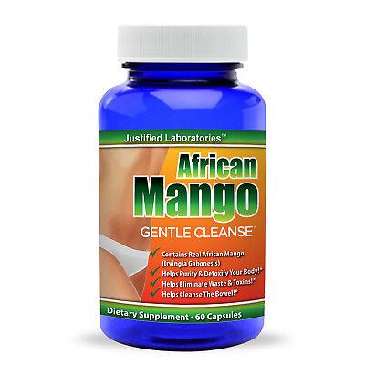 Maritzmayer African Mango Cleanse Weight Loss Detox