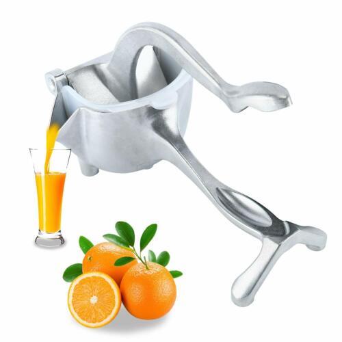 Lemon Orange Lime Squeezer Juicer Single Press Tool Kitchen
