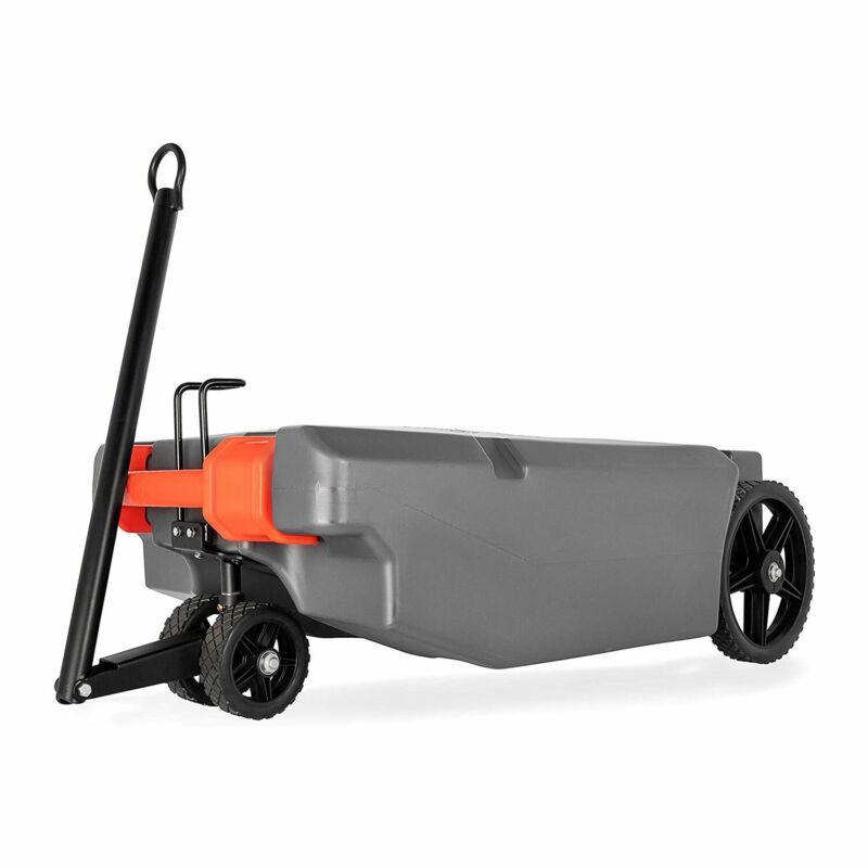 Camco 39007 Rhino Portable 36 Gallon RV Waste Holding Tank w/ Hose & Accessories