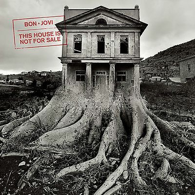 Bon Jovi This House Is Not For Sale Brand New Factory Sealed Cd Island