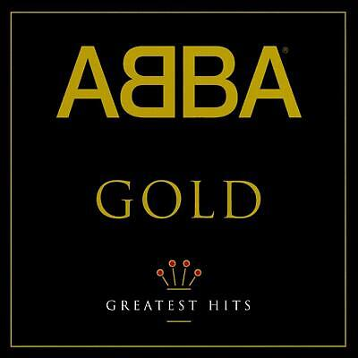 Abba - Gold vinyl LP NEW/SEALED IN STOCK Best Of Greatest Hits