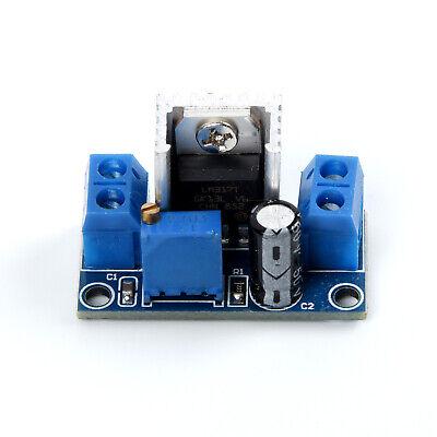 1.237v Lm317 Voltage Regulator Step Down Diy Kit Dc Power Supply Module Plate