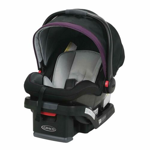 Graco SnugRide SnugLock 35 Infant Car Seat, Jodie (minor box wear)