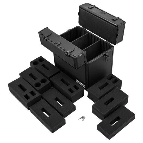 Pistolen Koffer Kurzwaffenkoffer Pistolenkiste Munition Koffer Box Alu Silber